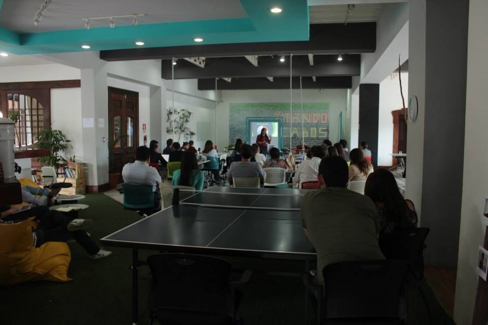 Chamba Coworking, Guatemala City