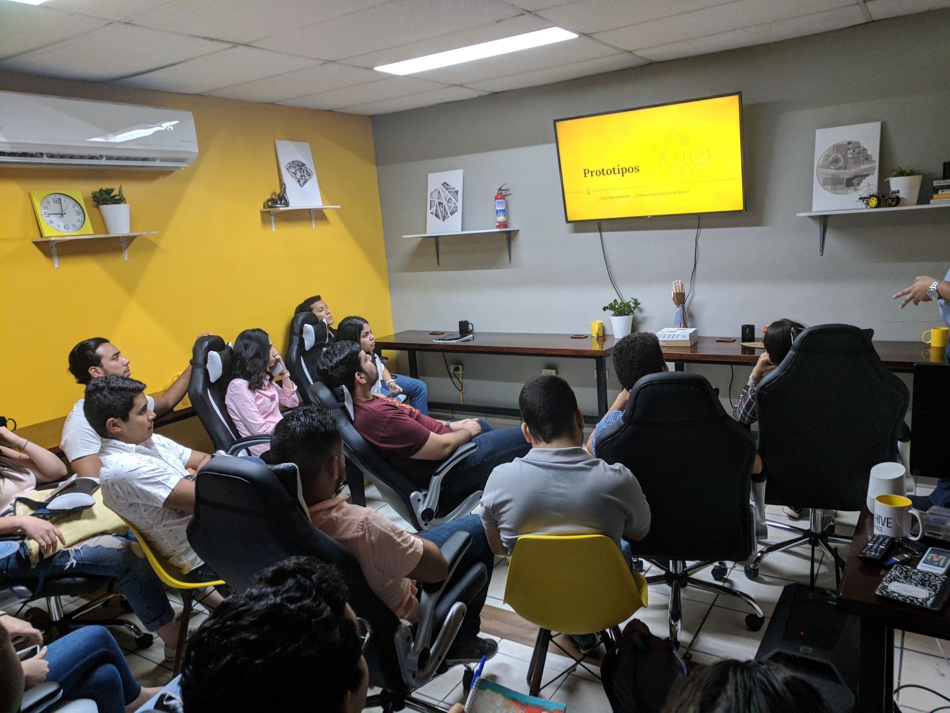 The BeeHive WorkSpace, San Pedro Sula - Book Online - Coworker
