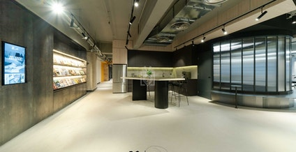108 梁山 - FABLAB x WORKSPACE, Hong Kong   coworkspace.com