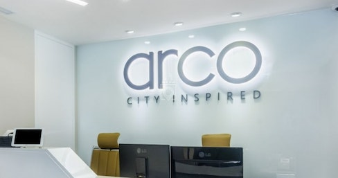 arco city, Hong Kong | coworkspace.com