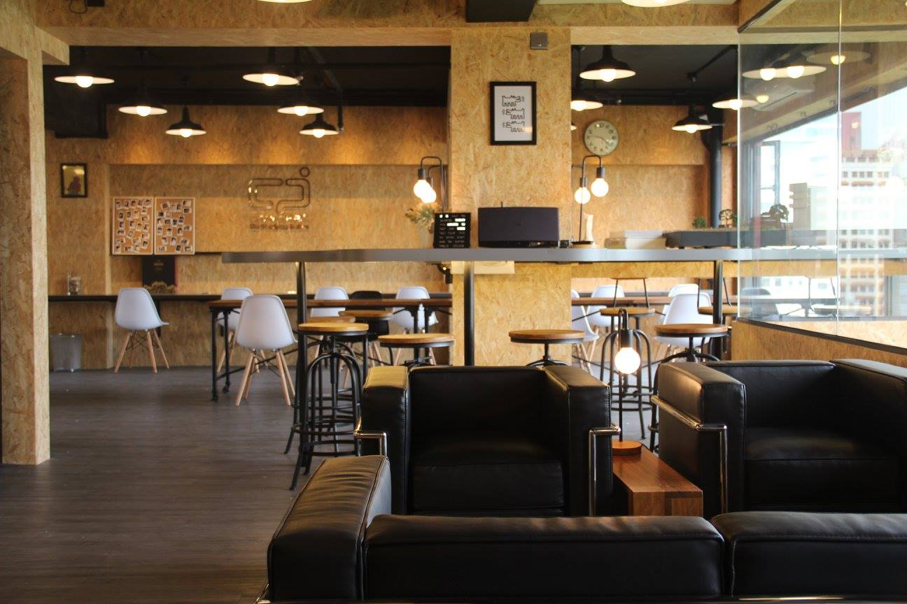 Central Park Co-Working Space, Hong Kong - Read Reviews Online