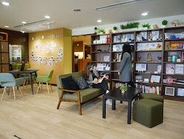 Coffice Coworking Space, Hong Kong