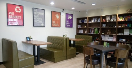 Coffice Coworking Space, Hong Kong