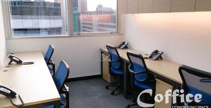 Coffice Coworking Space, Hong Kong | coworkspace.com