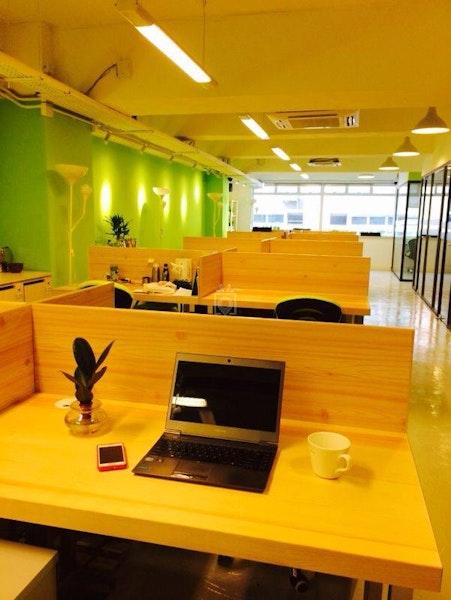 Cowork CHM, Hong Kong
