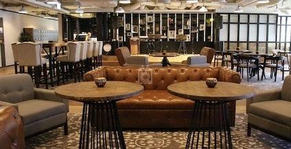 Eaton Club, Hong Kong | coworkspace.com