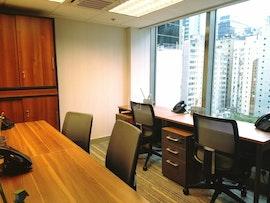 Everest Serviced Office, Hong Kong
