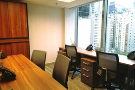 Everest Serviced Office, Hong Kong