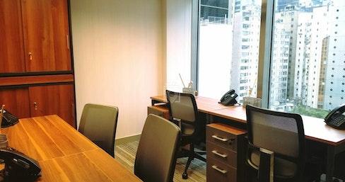 Everest Serviced Office, Hong Kong | coworkspace.com