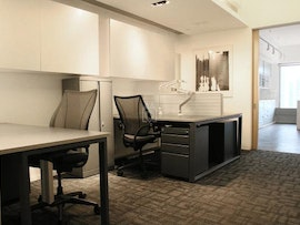FULLY FURNISHED Designated Desks & Private Offices located in Central, Hong Kong