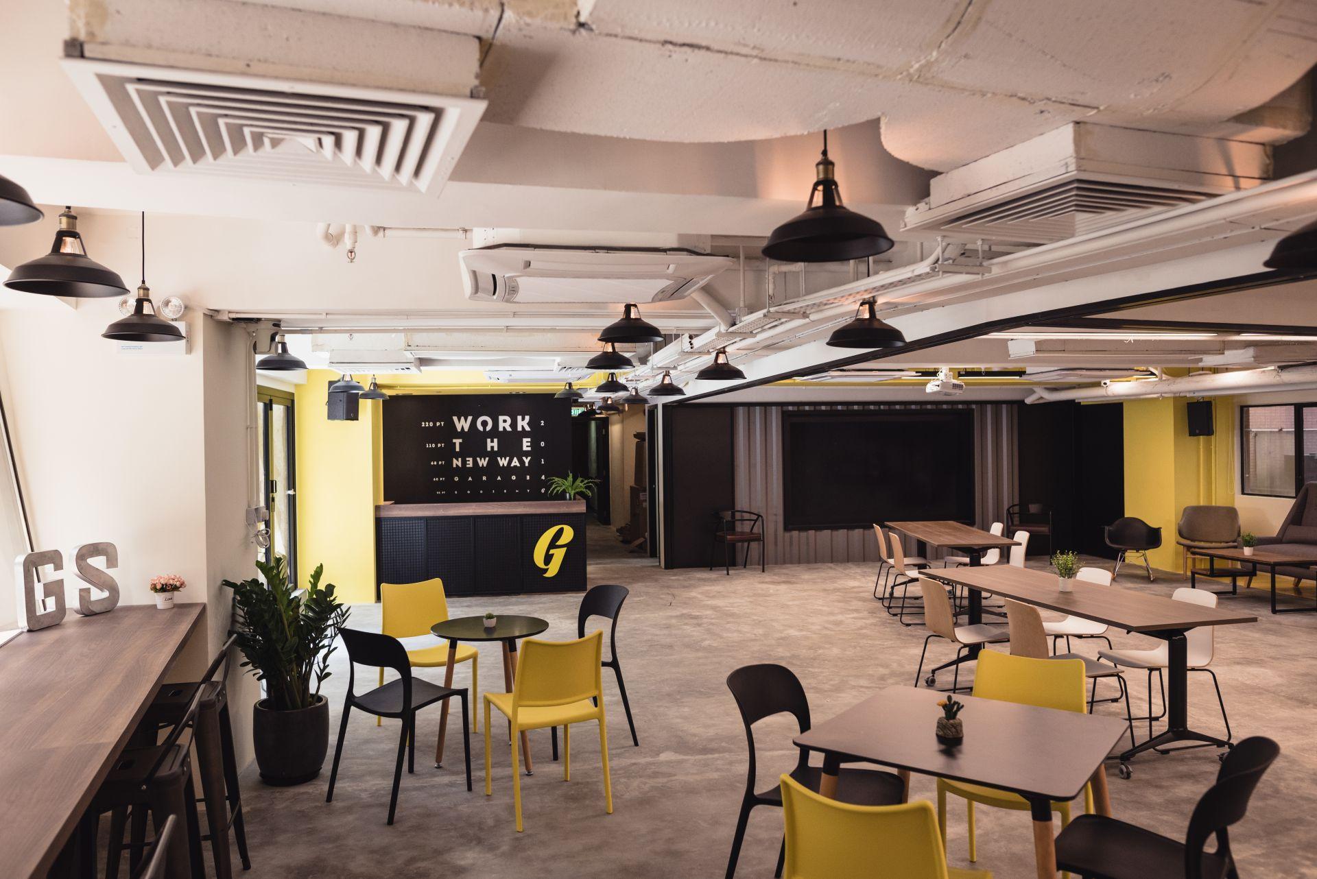 Garage society wan chai hong kong read reviews book online