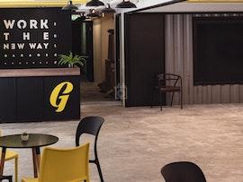 Garage Society Wan Chai, Hong Kong