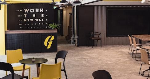 Garage Society Wan Chai, Hong Kong | coworkspace.com