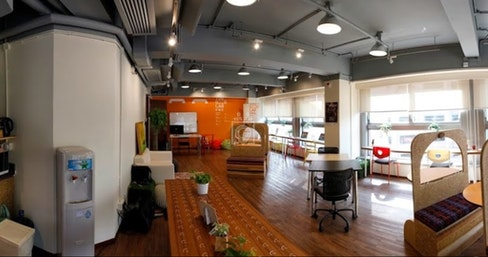 Good Lab @ Prince, Hong Kong | coworkspace.com