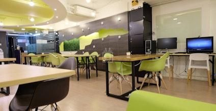 IDEIA, Hong Kong | coworkspace.com