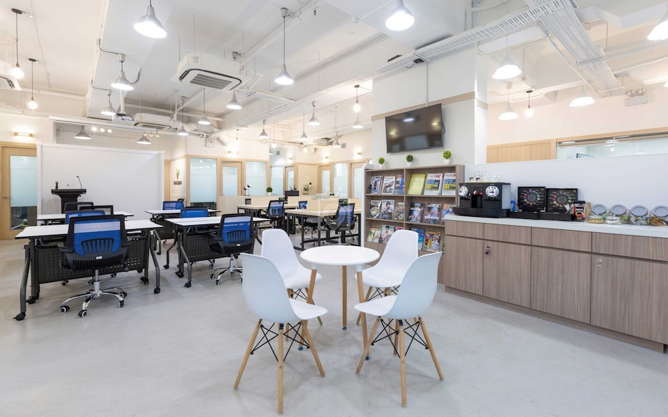 InnoSpace Co-Working Space, Hong Kong