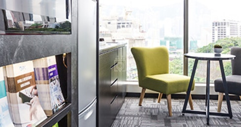KPC Business Centre, Hong Kong | coworkspace.com