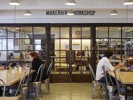 MakerHive Hong Kong, the Hive