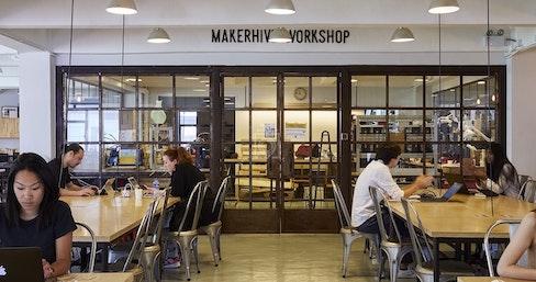 MakerHive Hong Kong, Hong Kong | coworkspace.com
