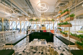 Metro Workspace - Admiralty, The Golden Boy, Hong Kong