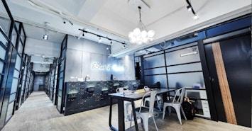 Metro Workspace - Tin Hau, Black & White profile image