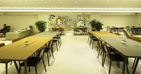 Mustard Seed, Hong Kong | coworkspace.com