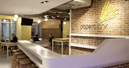 Paperclip Startup Campus, Hong Kong | coworkspace.com
