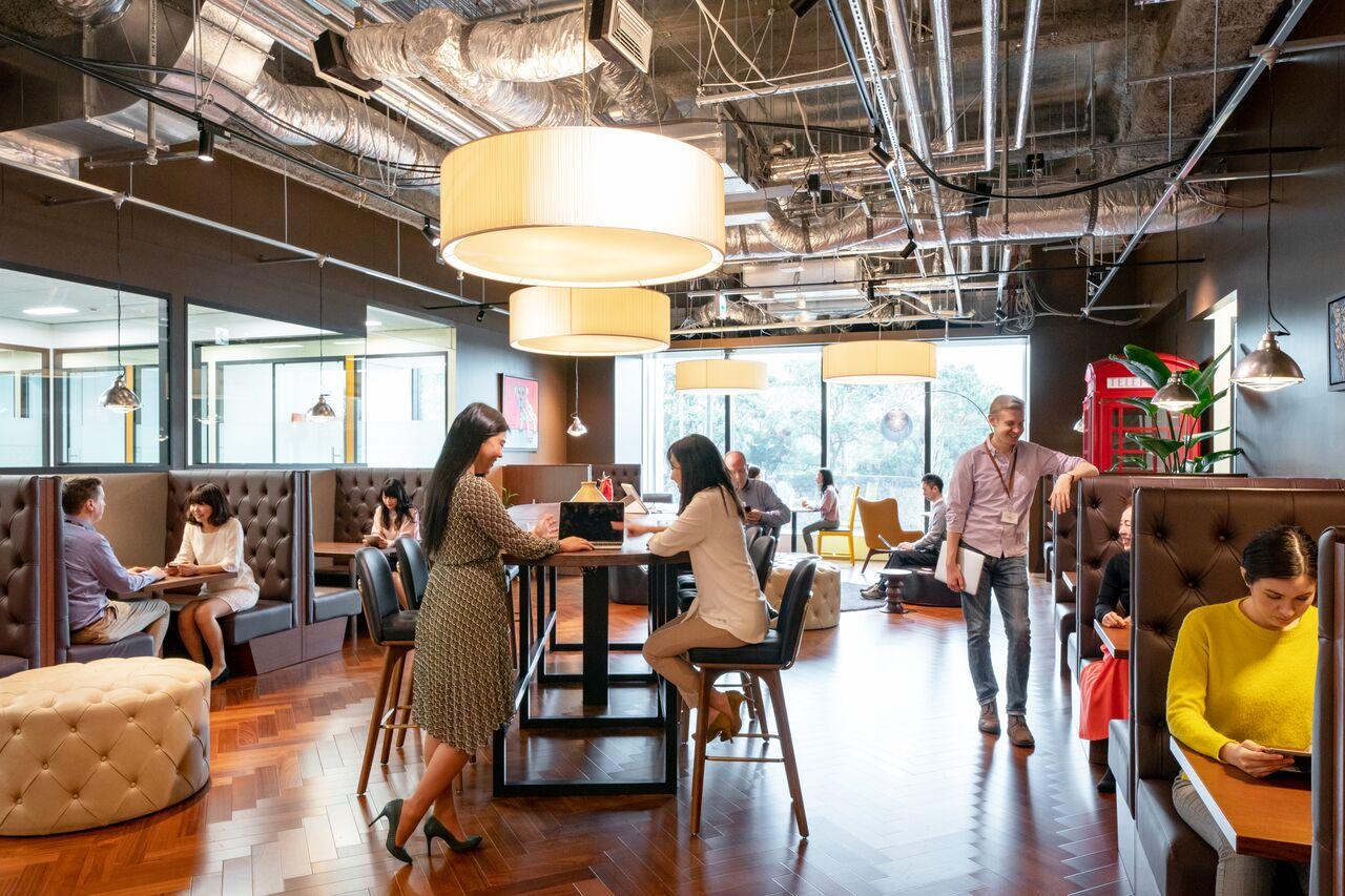 Servcorp at The Hong Kong Club Building, Hong Kong