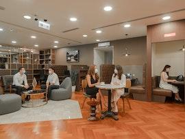 Servcorp at Two International Finance Centre, Servcorp