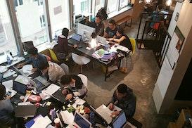 Synergy Startup Base, Hong Kong
