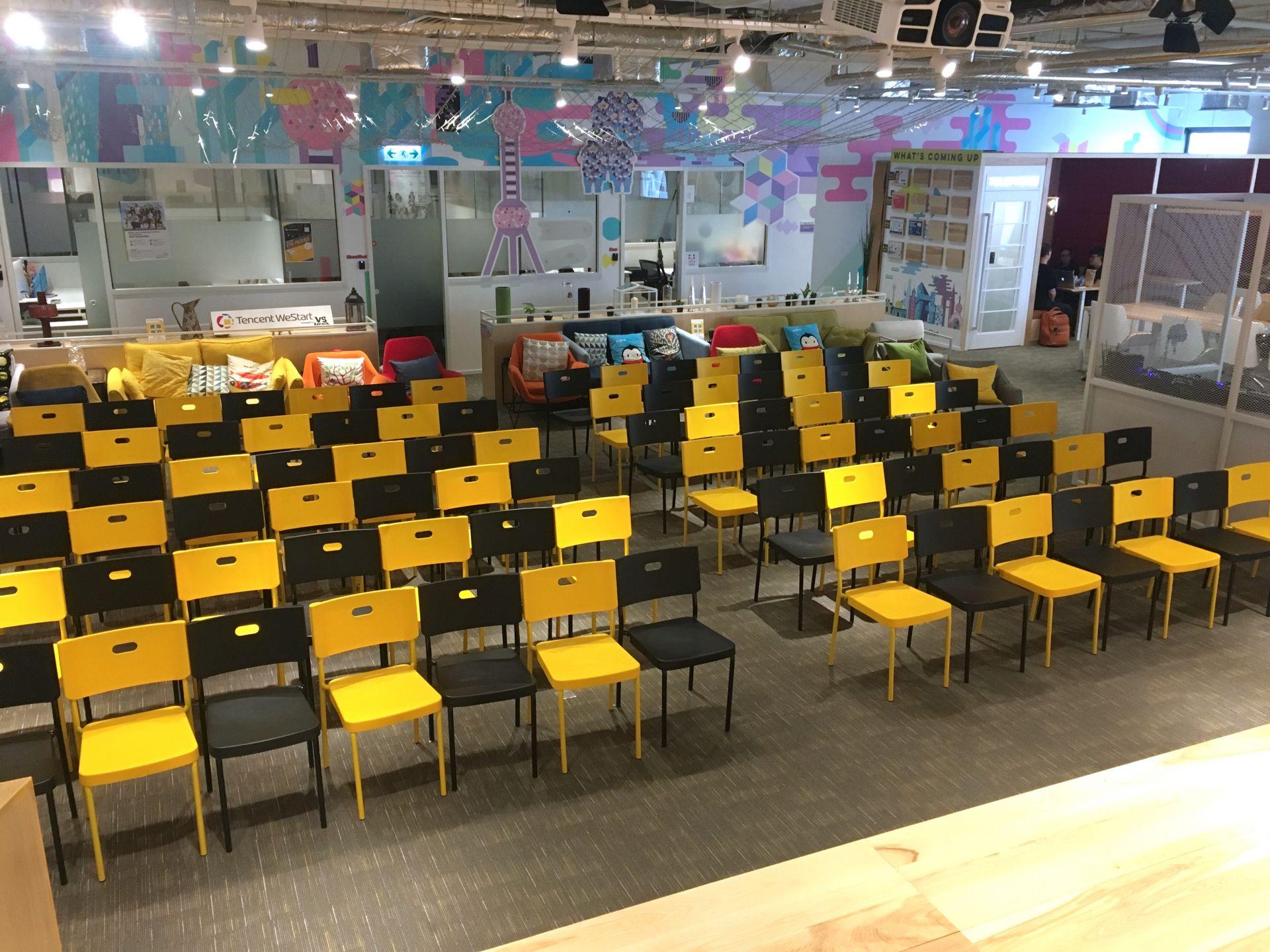Tencent WeStart (Hong Kong), Hong Kong