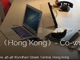 TGN Workhub - Central, Hong Kong