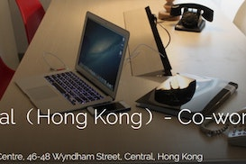 TGN Workhub - Central, Hong Kong