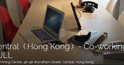 TGN Workhub - Central, Hong Kong | coworkspace.com