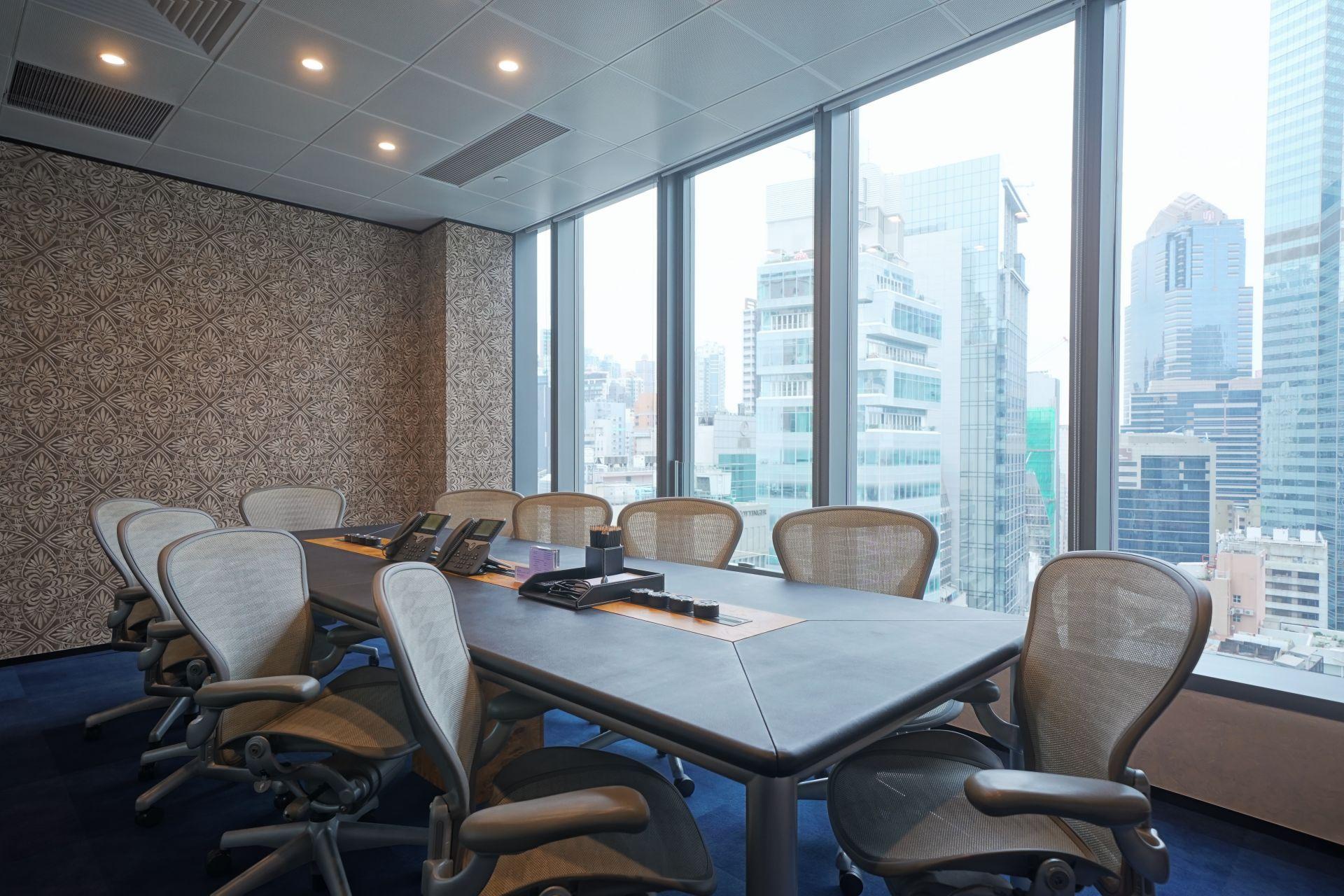 The Executive Centre - Prosperity Tower, Hong Kong