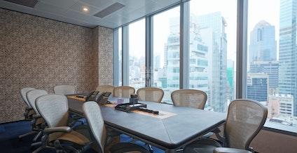 The Executive Centre - Prosperity Tower, Hong Kong | coworkspace.com