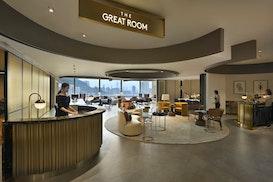 The Great Room, Hong Kong