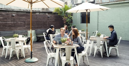 the Hive (Sai Kung), Hong Kong | coworkspace.com