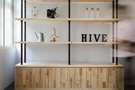 The Hive Sheung Wan, Hong Kong