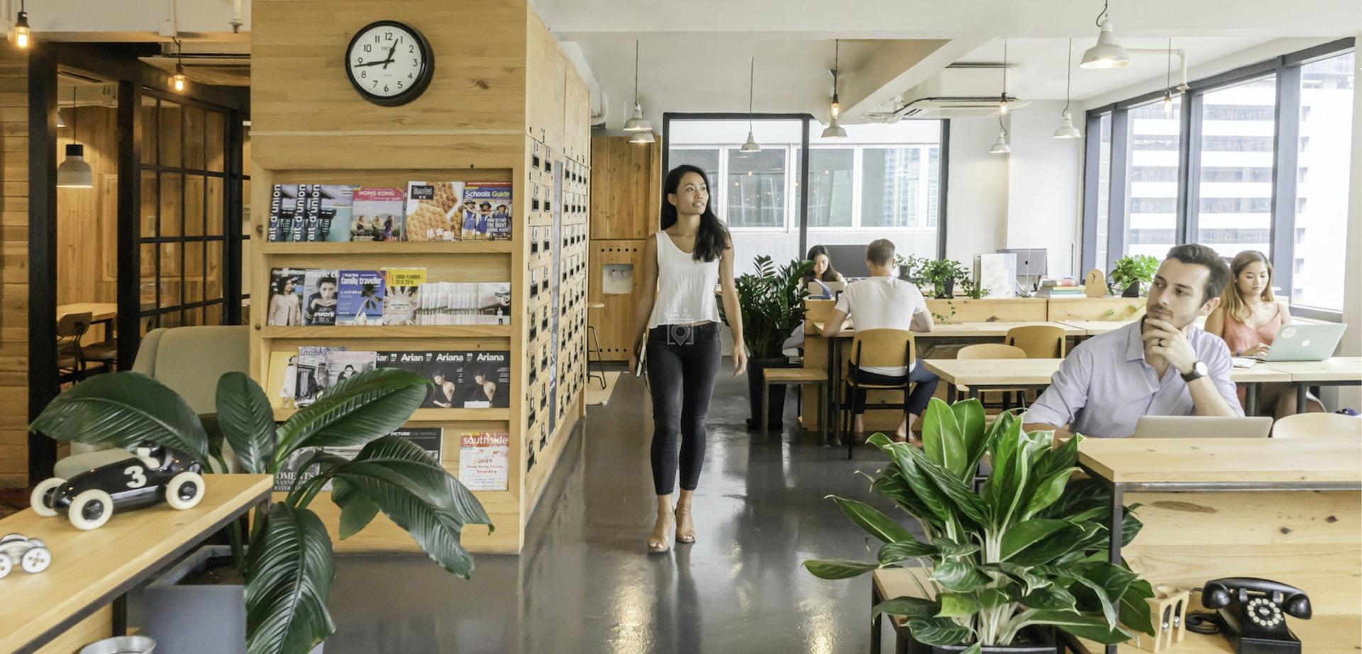 the Hive (Wan Chai), Hong Kong - Book Online - Coworker