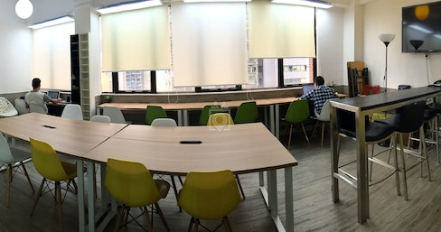The Interact Group, Hong Kong | coworkspace.com