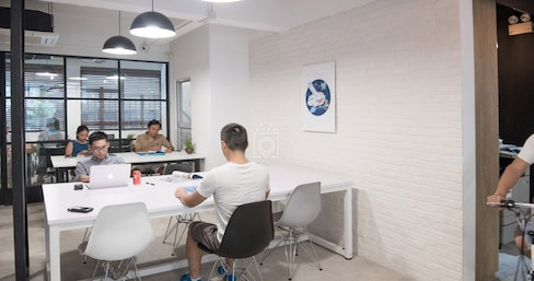 theDesk, Hong Kong | coworkspace.com