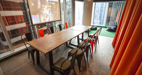 Thinkaholic Co-working Space, Hong Kong | coworkspace.com