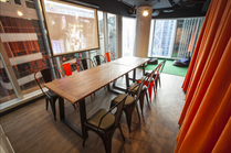 Thinkaholic Co-working Space, Hong Kong