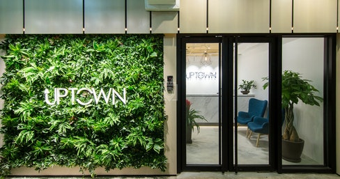 Uptown co-workshop, Hong Kong | coworkspace.com
