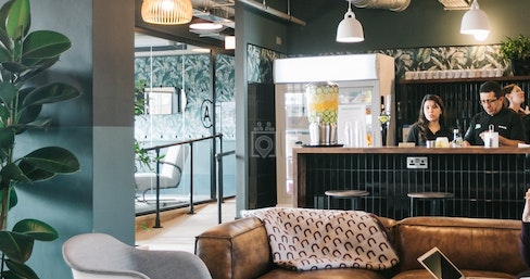 WeWork Cityplaza Three, Hong Kong | coworkspace.com