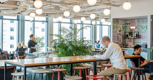 WeWork Tower 535, Hong Kong | coworkspace.com