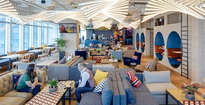 WeWork Two Harbour Square, Hong Kong | coworkspace.com