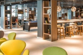 WorkTech co-working space, Hong Kong