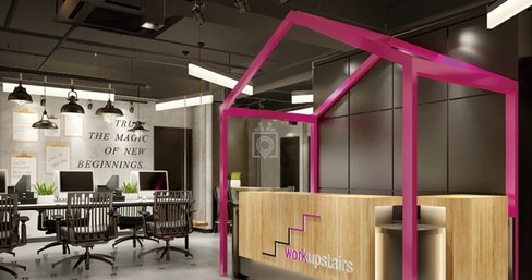 workupstairs, Hong Kong | coworkspace.com